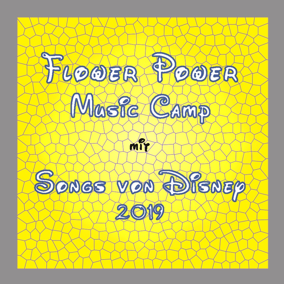 Music Camp 2019 mit Songs von Disney
